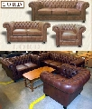set canapele Chesterfield