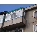 Balcon PVC