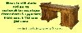 Mobila lemn masiv in stil clasic