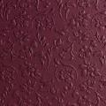 Folie decorativa floral red
