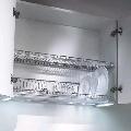 Picurator vase - cu baza lumunoasa pentru corp suspendat de 600mm