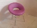 Scaune bar F01 violet