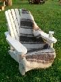Mobilier gradina si terasa Timisoara - Scaun  Adirondack pentru terasa si gradina