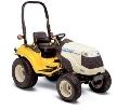 Tractoras de tuns iarba  MTD HDF 2205