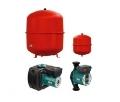 Kit instalare usoara pachete de 60 kW pompe Wilo