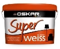 Vopsea lavabila OSKAR SuperWeiss Ag. Interior