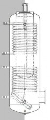 Rezervor de acumulare izolat NADO1000/100v3