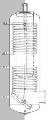 Rezervor de acumulare izolat NADO750/100v3