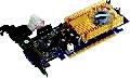 Placa video Galaxy GeForce 8400GS 256MB DDR2