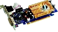 Placa video Galaxy GeForce 7200GS 256MB