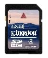 Card memorie Kingston SDHC Class4 32GB