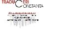 Traduceri spaniola Constanta