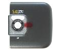 Carcasa telefon mobil capac antena Nokia 6720 Classic - Gri