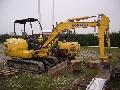KOMATSU PC 35 R