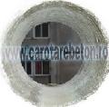 Carotare beton diametru 122 mm