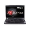 Notebook MSI GX623X-477EU Intel Core 2 Duo P7350 320GB 4096MB + Joc Tomb Raider