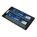 Memorie Kingston HyperX 2x1Gb, DDR2, 800MHz, PC6400, CL4, Nvidia SLI