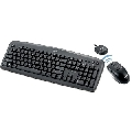Kit Tastatura + Mouse Genius Wireless TwinTouch 600