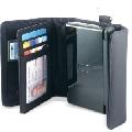 Accesoriu Nintendo DS Lite Folio Case & Wallet, Negru