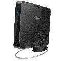 Sistem PC brand Asus EEEBox B202 Intel Atom N270 160Gb 1024Mb Negru