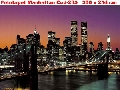 Fototapet decorativ Manhattan cod-265